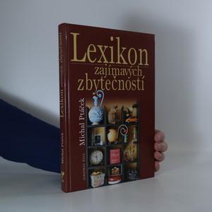 náhled knihy - Lexikon zajímavých zbytečností