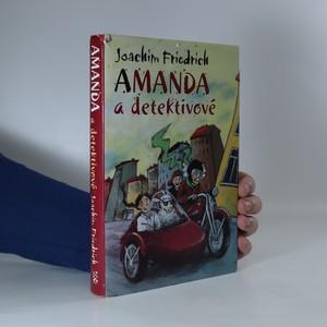 náhled knihy - Amanda a detektivové