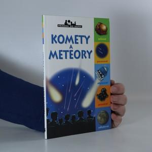 náhled knihy - Komety a meteory