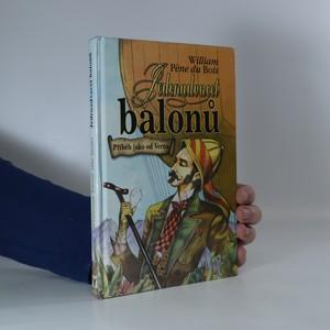 náhled knihy - Jedenadvacet balonů