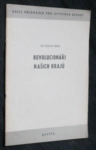 náhled knihy - Revolucionáři našich krajů