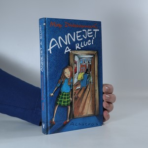 náhled knihy - Annejet a kluci