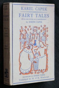 Fairy tales : with one extra as a makeweight by Joseph Čapek
