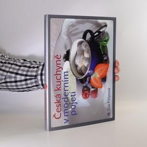 náhled knihy - Česká kuchyně v moderním pojetí