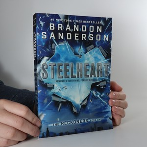 náhled knihy - Steelheart (The Reckoners 1)