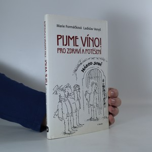 náhled knihy - Pijme víno!