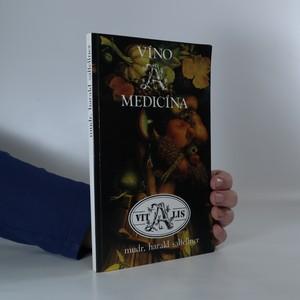 náhled knihy - Víno a medicína