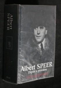 náhled knihy - Albert Speer: Zápas s pravdou