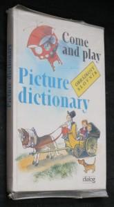náhled knihy - Come and play : picture dictionary : = obrázkový slovník