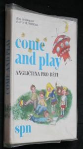 náhled knihy - Come and play : angličtina pro děti