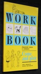 náhled knihy - Work book: pracovní kniha k učebnici Come and play