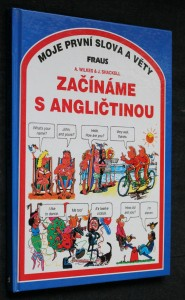 náhled knihy - Začínáme s angličtinou