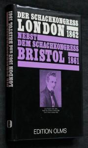náhled knihy - Der schachkongress London 1862 Nebst dem schachkongress Bristol 1861