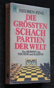 náhled knihy - Die Grössten schachpartien der welt