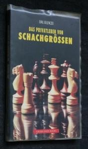 náhled knihy - Das privatleben von schachgrössen