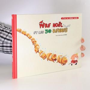 náhled knihy - Père Noël et les 50 Rennes