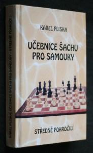náhled knihy - Učebnice šachu pro samouky - středně pokročilí