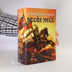 náhled knihy - Bouře mečů. Píseň ledu a ohně. Kniha třetí