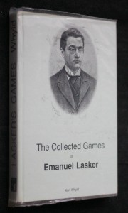 náhled knihy - The collected games of Emanuel Lasker