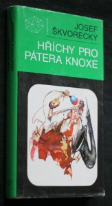 náhled knihy - Hříchy pro pátera Knoxe : detektivní divertimento