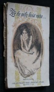 náhled knihy - Zde by měly kvést růže... : lyrická dramata (1891-1894)