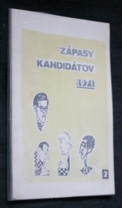 náhled knihy - Zápasy kadidátov 1971