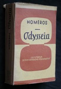 náhled knihy - Homérova Odysseia