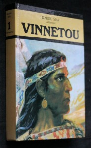 náhled knihy - Vinnetou I. díl