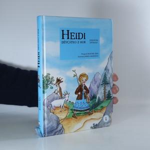 náhled knihy - Heidi, děvčátko z hor