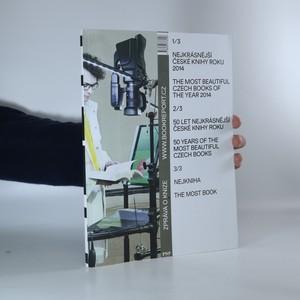 náhled knihy - Zpráva o knize. Nejkrásnější české knihy roku 2014 (příloha viz foto)
