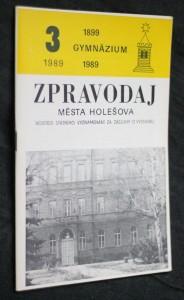 náhled knihy - Zpravodaj města Holešov, č. 3