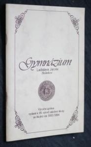 náhled knihy - Gymnázium Ladislava Jaroše Holešov
