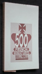 náhled knihy - 500 french miniatures