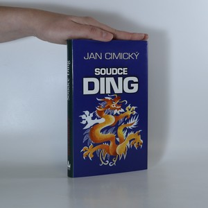 náhled knihy - Soudce Ding (podpis autora)
