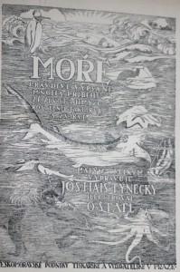antikvární kniha Moře : pravdivé vypsání mnoha příběhů ze života hmyzu, rostlin, ptáků, ryb a zvířat, 1925