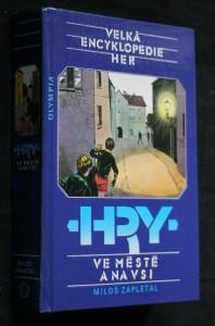 náhled knihy - Velká encyklopedie her. IV. svazek, Hry ve městě a na vsi