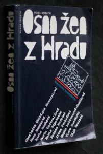 náhled knihy - Osm žen z Hradu : manželky prezidentů