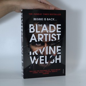 náhled knihy - The blade artist