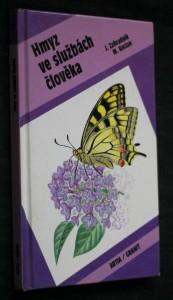 náhled knihy - Hmyz ve službách člověka