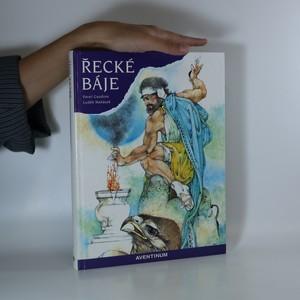 náhled knihy - Řecké báje