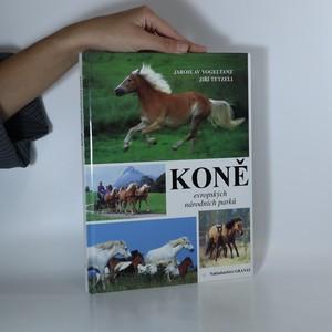 náhled knihy - Koně evropských národních parků