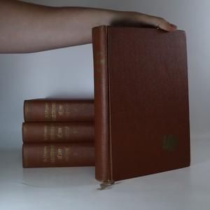 náhled knihy - Ilustrované dějiny světové. Komplet (4 díly ve čtyřech svazcích)