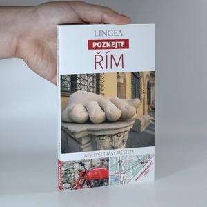 náhled knihy - Řím (průvodce s přiloženou mapou)