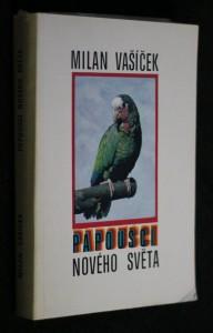 náhled knihy - Papoušci Nového světa