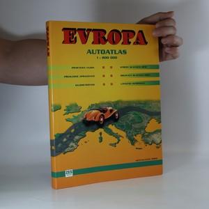 náhled knihy - Evropa Autoatlas 1:800 000