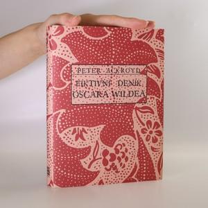 náhled knihy - Fiktivní deník Oscara Wildea