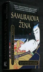 náhled knihy - Samurajova žena