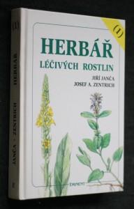 náhled knihy - Herbář léčivých rostlin, 1. díl