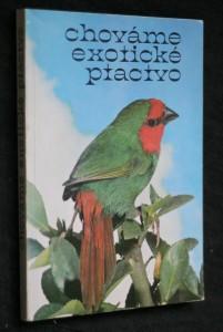 náhled knihy - Chováme exotické ptactvo