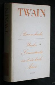 náhled knihy - Princ a chuďas ; Yankee z Connecticutu na dvoře krále Artuše